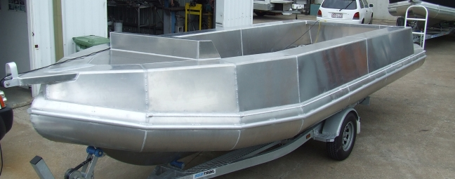 click to view OCEAN CRAFT 7200 Fisher BMT package deal