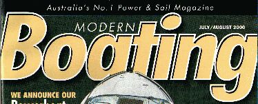 Modern Boating World - July / August 2000
